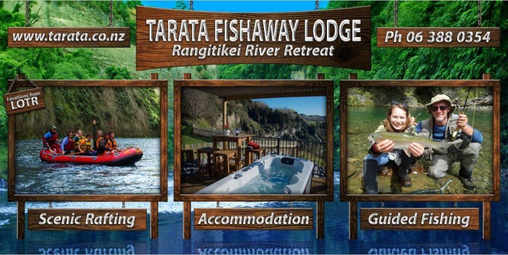 Tarata Fishaway Lodge